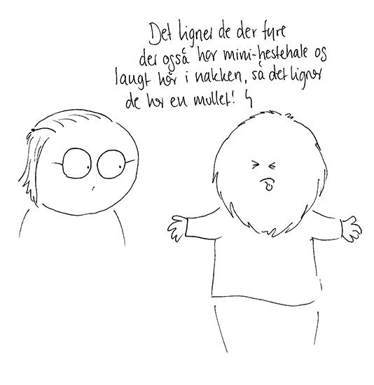 Frisøtid - DenLilleSorte.org