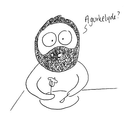 Agurkelyde - DenLilleSorte.org