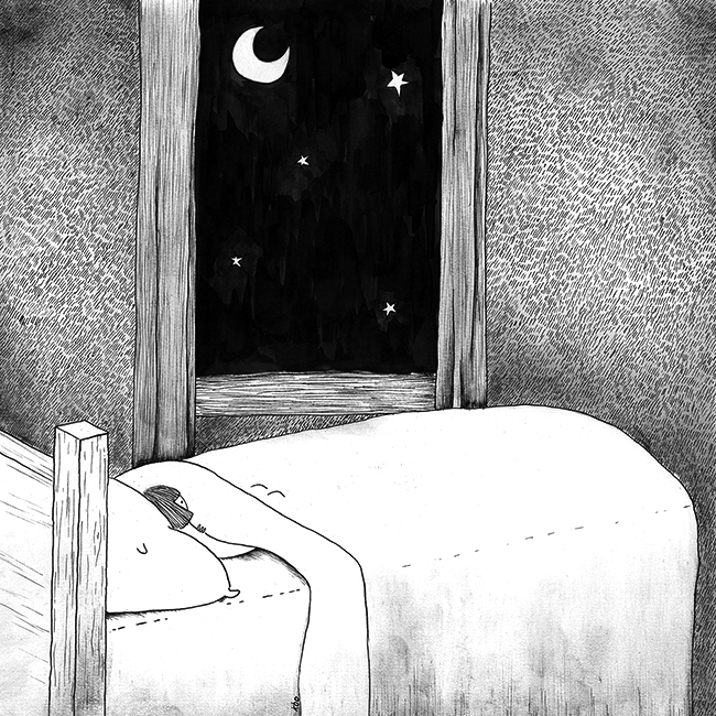 Goodnight - Odd Friends by Kira Bang-Olsson